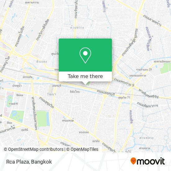 Rca Plaza map