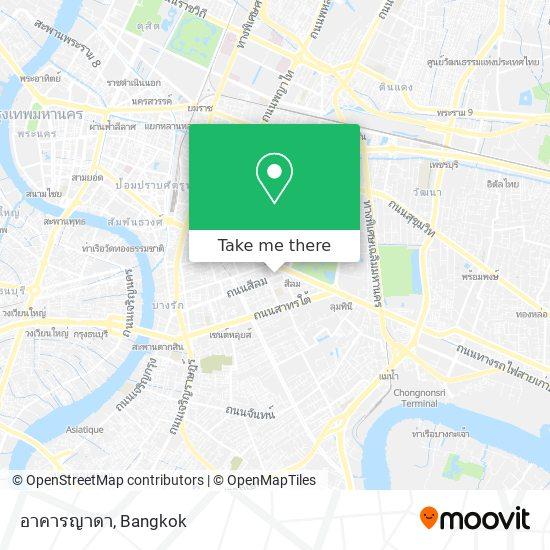 อาคารญาดา map