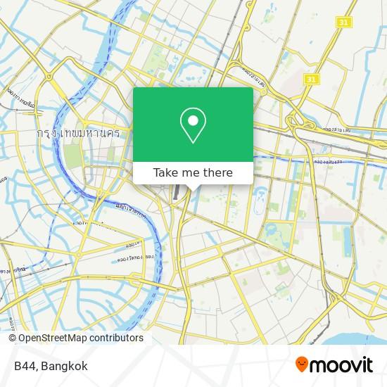 B44 map