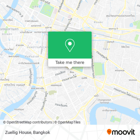 Zuellig House map