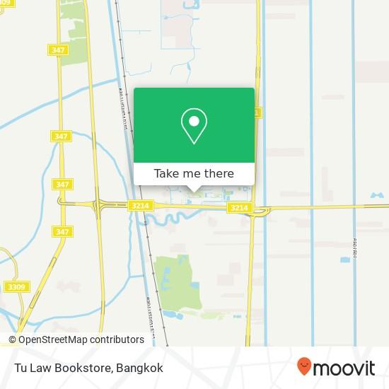 Tu Law Bookstore map