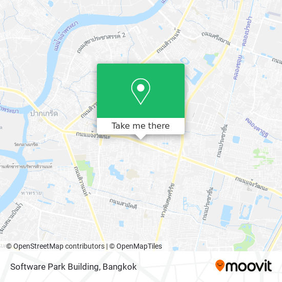 Software Park Building map