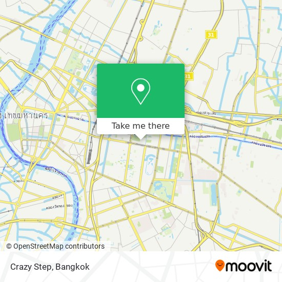 Crazy Step map