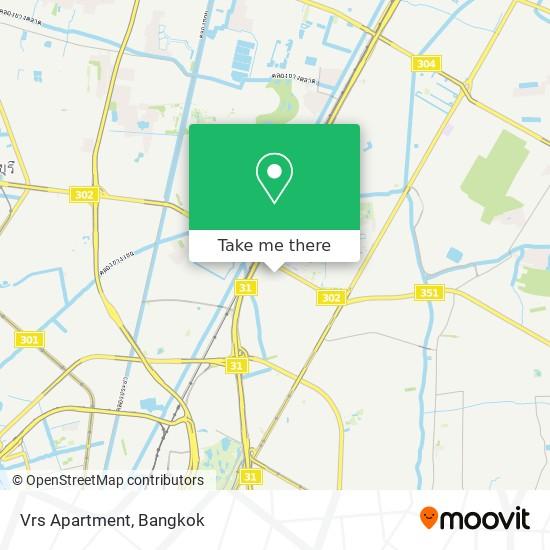 Vrs Apartment map