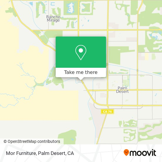Mor Furniture In Palm Desert By Bus, Mor Furniture For Less Rancho Mirage Ca