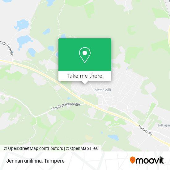 Jennan unilinna map