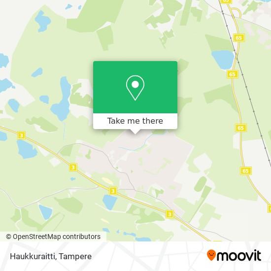 Haukkuraitti map