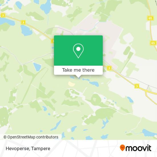 Hevoperse map
