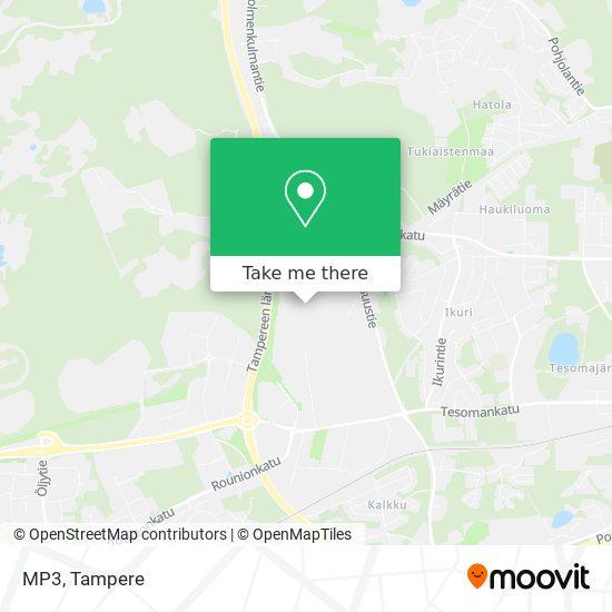 MP3 map