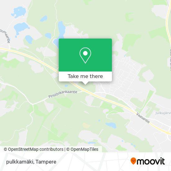 pulkkamäki map
