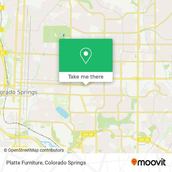 How To Get Platte Furniture In, Platte Furniture Colorado Springs