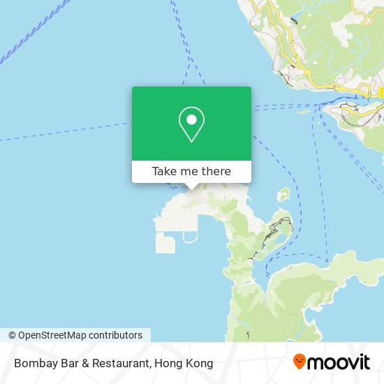 Bombay地図