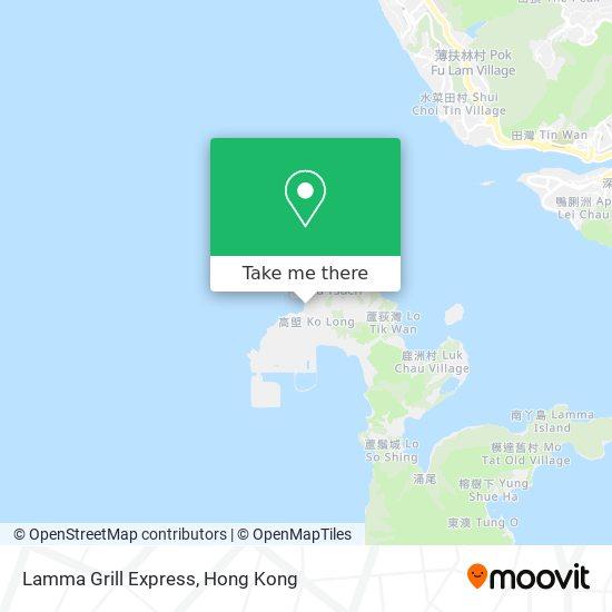 Peta Lamma Grill Express