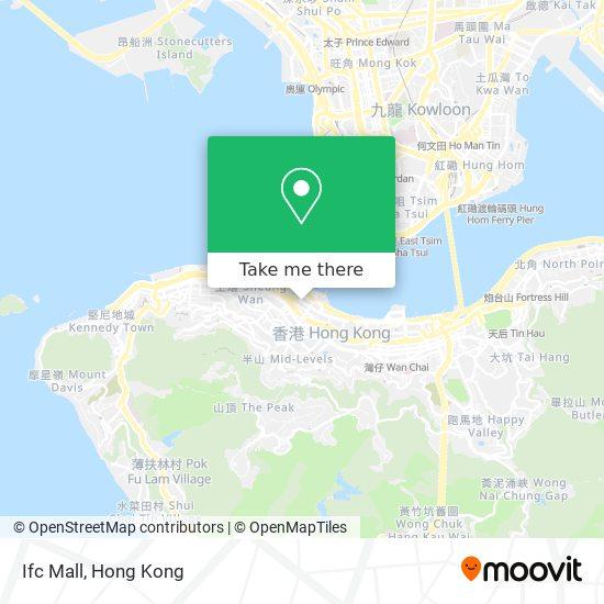 Ifc Mall地図