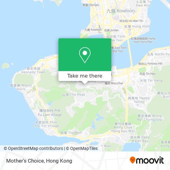 Mother's Choice地図