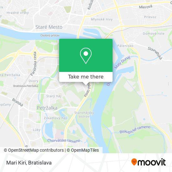 Mari Kiri map