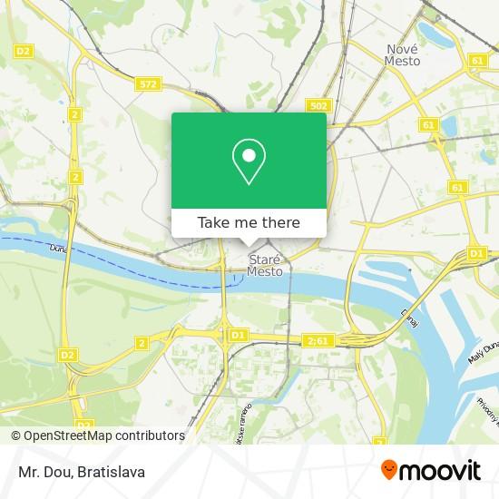 Mr. Dou map