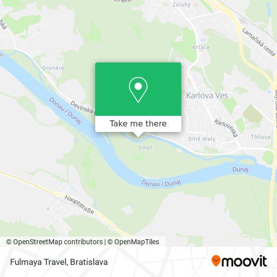 Fulmaya Travel map