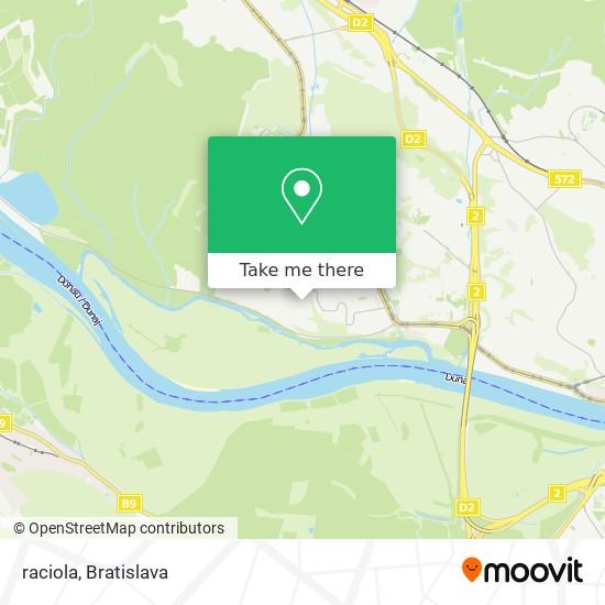 raciola map