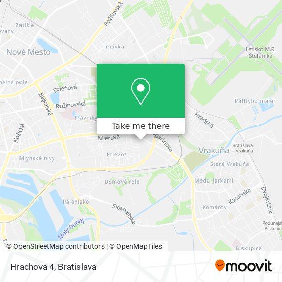 Hrachova 4 map