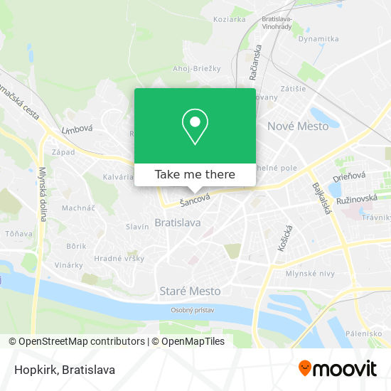 Hopkirk map