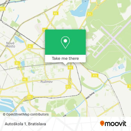 Autoškola 1 map