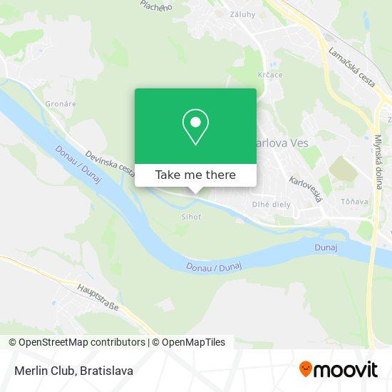 Eros Club map