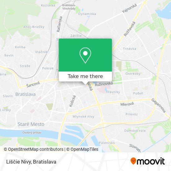 Slovanet map