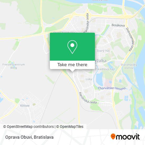 Oprava Obuvi, Kľúčová Služba map