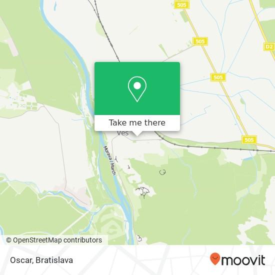 Oscar mapa