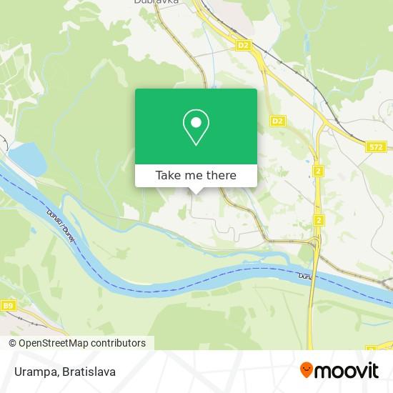 Urampa map