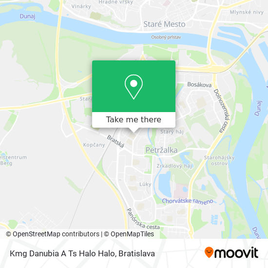 Kmg Danubia A Ts Halo Halo map