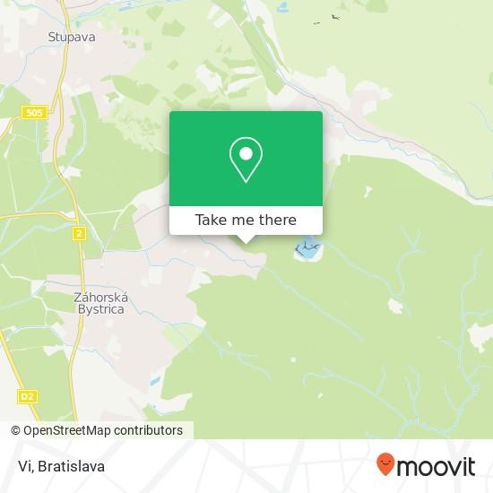 Vi map