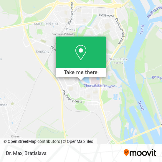 Medissimo map