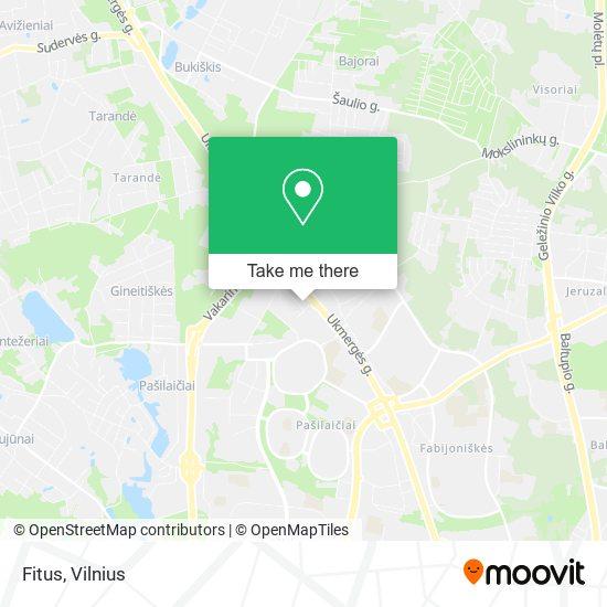 Fitus map