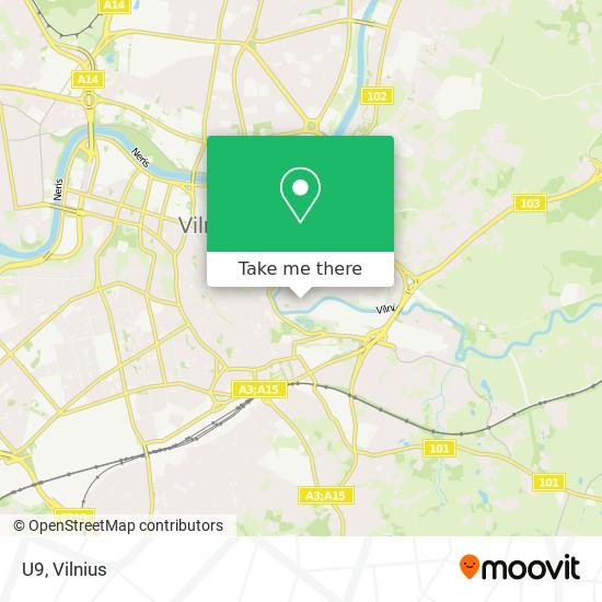 U9 map