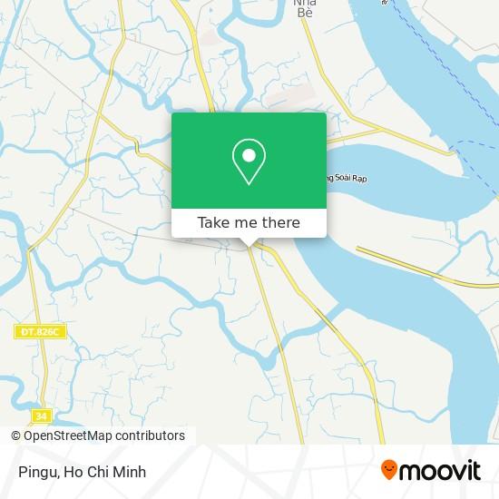 Pingu map