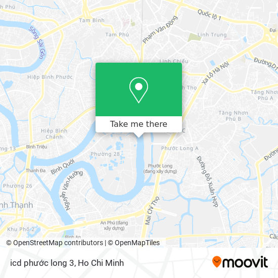icd phước long 3地圖