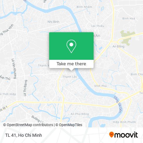TL 41 map