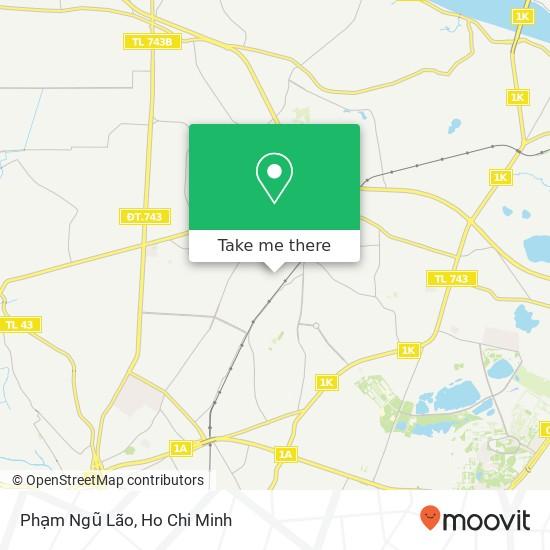 Phạm Ngũ Lão map