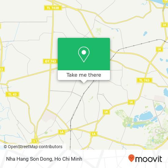 Nha Hang Son Dong map