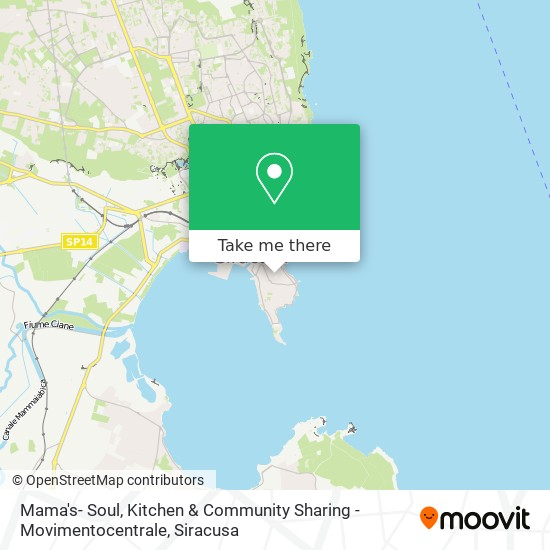 How To Get To Mama S Soul Kitchen Community Sharing Movimentocentrale In Siracusa By Bus Or Train Moovit