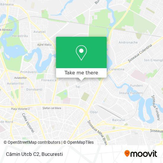 Cămin Utcb C2 Tei map