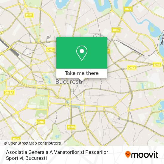 Asociatia Generala A Vanatorilor si Pescarilor Sportivi map