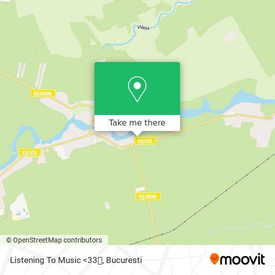 Listening To Music <33 map