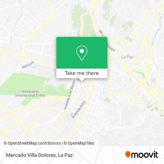 Mercado Villa Dolores map