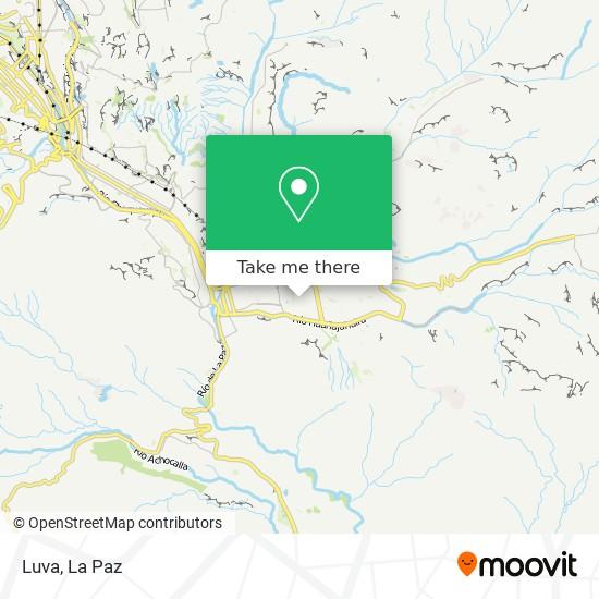 Luva map