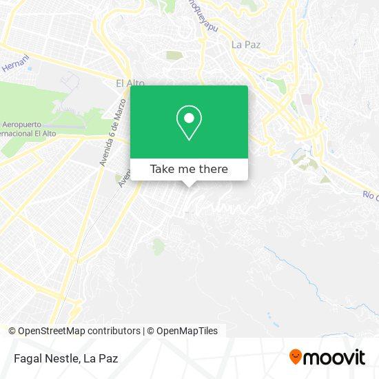 Fagal Nestle map
