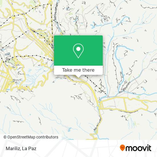 Mariliz map