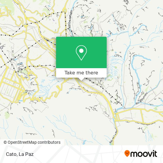 Cato map